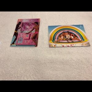 Brand new Jeffree Star Postcards!